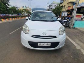 Used Nissan Micra XV Diesel, 2012, MT for sale in Visakhapatnam