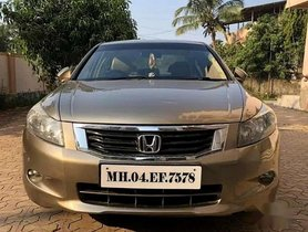 Used Honda Accord 2.4 Manual, 2010, CNG & Hybrids MT for sale in Mumbai