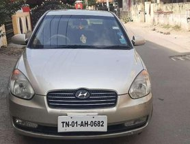 Used Hyundai Verna 2008 MT for sale in Chennai at low price