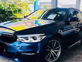 Used BMW 5 Series 2019 530d M Sport AT for sale in Chandigarh