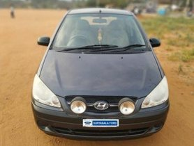 Hyundai Getz 2007 1.1 GVS AT for sale in Coimbatore