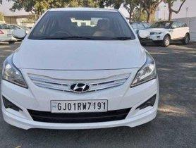 Used Hyundai Verna 1.4 EX MT 2016 in Ahmedabad