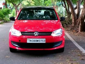 Used Volkswagen Polo Trendline Diesel, 2012, MT for sale in Coimbatore