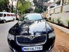 2009 Skoda Superb Elegance 2.0 TDI CR AT for sale at low price in Pune
