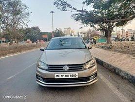 Used Volkswagen Vento 1.5 TDI Highline MT 2016 in Pune