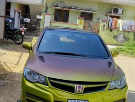 Used 2009 Honda Civic MT for sale in Chennai