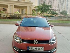 Used 2016 Volkswagen Polo AT for sale in Mumbai
