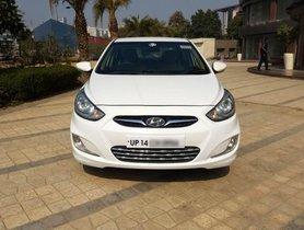 Used Hyundai Verna 1.6 SX 2014 MT for sale in Gurgaon