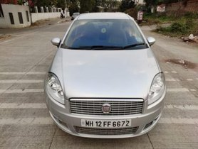 Fiat Linea Emotion Pack MT 2009 in Pune