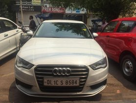 Used 2015 Audi A3 AT for sale in New Delhi