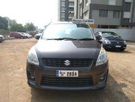 Used 2012 Maruti Suzuki Ertiga VDI MT car at low price in Nashik