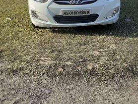 Used Hyundai Verna 2012 MT for sale in Digboi