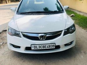Used Honda Civic 1.8V Automatic, 2010, Petrol AT for sale in Gurgaon