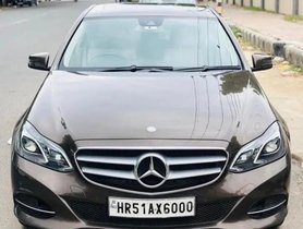 Used Mercedes Benz E-Class 2009-2013 E250 CDI Elegance AT car at low price in New Delhi