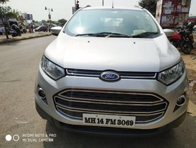 Used 2015 Ford EcoSport 1.5 DV5 MT Titanium for sale in Pune