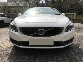 2014 Volvo S60 D4 SUMMUM AT for sale in Hyderabad