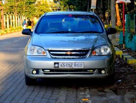 Used Chevrolet Optra, 2007, Petrol MT for sale in Dibrugarh