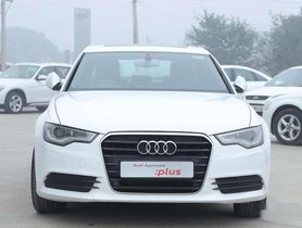 Used Audi A6 2.0 TDI Premium Plus 2013 AT for sale in Karnal
