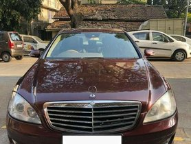 Used 2006 Mercedes Benz S Class AT for sale in Ernakulam