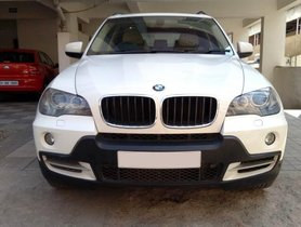 BMW X5 2010 xDrive 30d AT for sale in Hyderabad