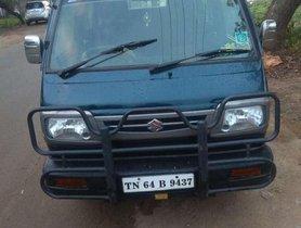 Used Maruti Suzuki Omni 8 STR BS-III, 2011, LPG MT for sale in Coimbatore