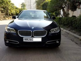 2014 BMW 5 Series 2013-2017 525d Luxury Line AT in Gurgaon