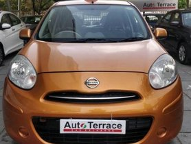 2012 Nissan Micra XV MT for sale in Chennai