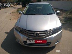 Used 2011 Honda City S MT car at low price in Coimbatore