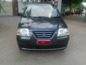Used Hyundai Santro Xing GLS 2009 MT for sale in Coimbatore