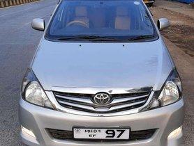 Used Toyota Innova 2.5 G4 8 STR, 2010, Diesel MT for sale in Mumbai
