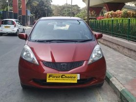 Honda Jazz Mode 2010 MT for sale in Bangalore