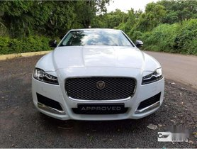 Jaguar XF Diesel 2018 AT for sale in Goregaon