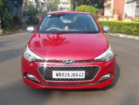 Hyundai Elite i20 1.4 Sportz 2016 MT for sale in Kolkata
