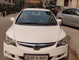 Used 2009 Honda Civic AT 2006-2010 for sale in New Delhi