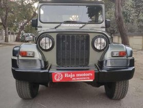 Used Mahindra Thar CRDe 4x4 AC, 2016, Diesel MT for sale in Ahmedabad