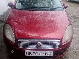 Used 2009 Fiat Linea MT for sale in Ambala