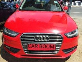 Used 2013 Audi A4 2.0 TDI AT for sale in New Delhi