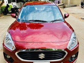 Used 2017 Maruti Suzuki Dzire AT for sale in Madurai