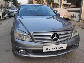 Used 2010 Mercedes Benz C-Class AT for sale in Ahmedabad