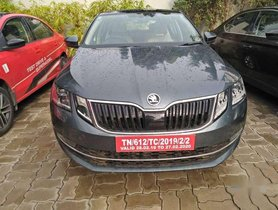 Used Skoda Octavia 2018 AT for sale in Chennai
