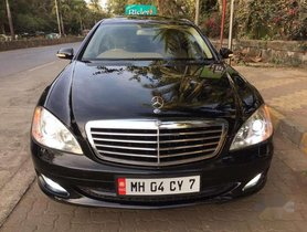 Used Mercedes-Benz S-Class 350 L, 2006, Petrol AT for sale in Mumbai