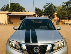 Used 2017 Nissan Terrano AT for sale in Ahmedabad