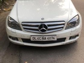 Used Mercedes Benz C-Class C 250 CDI Elegance 2010 AT for sale in New Delhi