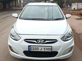 Used Hyundai Verna 2011 MT for sale in Raipur