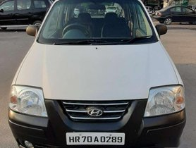 Used Hyundai Santro Xing XL eRLX - Euro III, 2008, Petrol MT for sale in Chandigarh