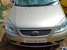 Used Ford Fiesta Exi 1.6 Duratec Ltd, 2007, Diesel MT for sale in Hyderabad