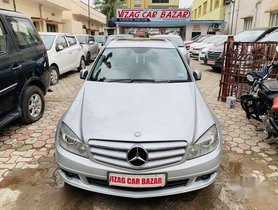 Used Mercedes-Benz C-Class C220 CDI, 2010, Diesel MT for sale in Visakhapatnam