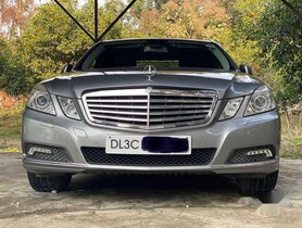 Used Mercedes-Benz E-Class E 250 CDI Avantgarde, 2010, Diesel AT for sale in Jalandhar