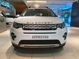Used 2016 Land Rover Discovery AT for sale in Goregaon