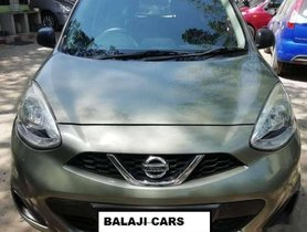 Used Nissan Micra Diesel 2014 AT for sale in Chennai